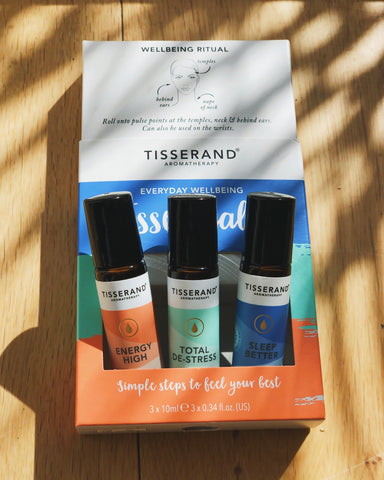 Tisserand Every Day Essentials Rollerballs