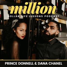 prince donnel and dana chanel podcast cover