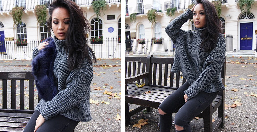 Shayla Knitted Jumper