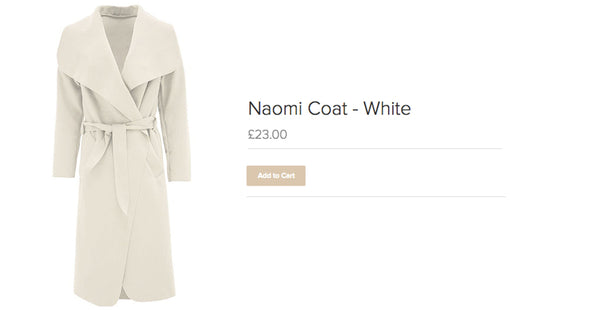vicky heiler lifestyle two three naomi jacket