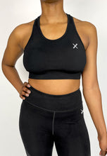 Load image into Gallery viewer, SCULPT Sports Bra - Black