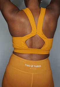 Womens - KOKO Racerback Sports Bra - Tops - TWOTHREE