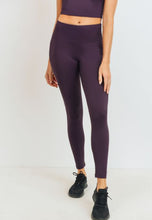 Load image into Gallery viewer, Womens - PUMP High Waist Pocket Leggings - Magenta - Bottoms - TWOTHREE