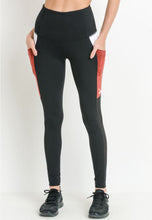 Load image into Gallery viewer, Womens - 'SET' Hightwaist Leggings - Bottoms - TWOTHREE