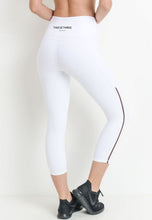Load image into Gallery viewer, Womens - 'ICE' Highwaist Capri Leggings - Bottoms - TWOTHREE