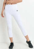 Womens - 'ICE' Highwaist Capri Leggings - Bottoms - TWOTHREE