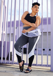 Womens - 'TRIPLE THREAT' Highwaist Leggings - Bottoms - TWOTHREE
