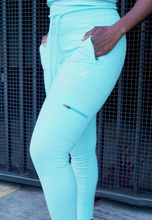 Load image into Gallery viewer, CARGO Leggings - Mint