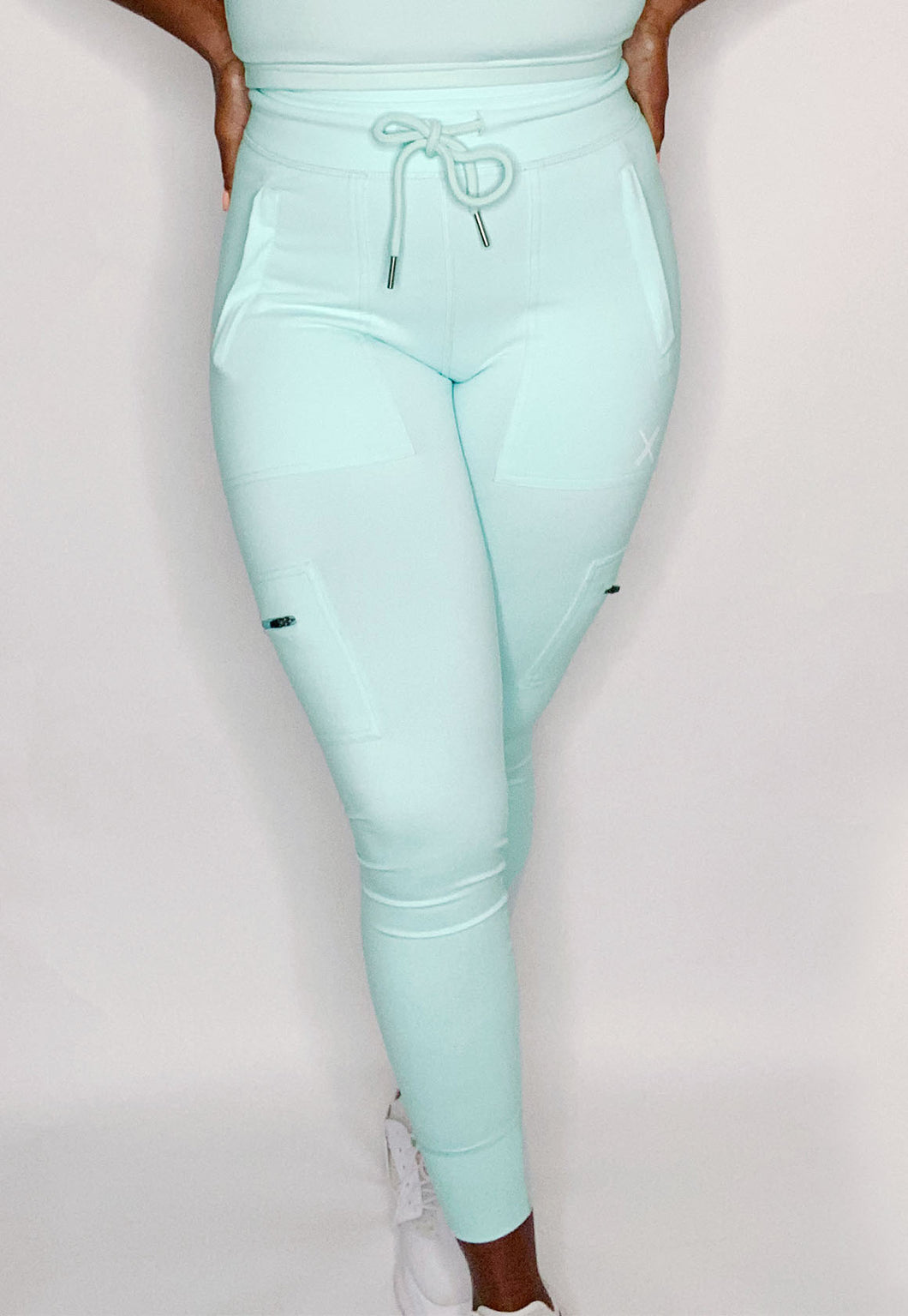 CARGO Leggings - Mint