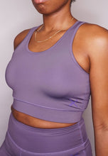 Load image into Gallery viewer, Womens - PRIME Sports Bra - Muave - Tops - TWOTHREE