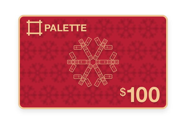 Palette Flex Gift Card