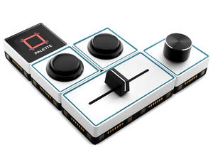 Palette Starter Kit - Custom Control Surface for Photo and Video Editing