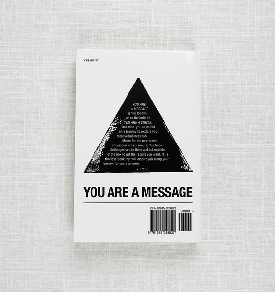 You Are a Message: Meditations for the Creative Entrepreneur