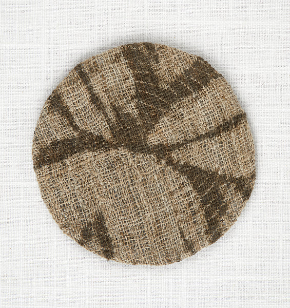 Hemp Lilypad Coaster