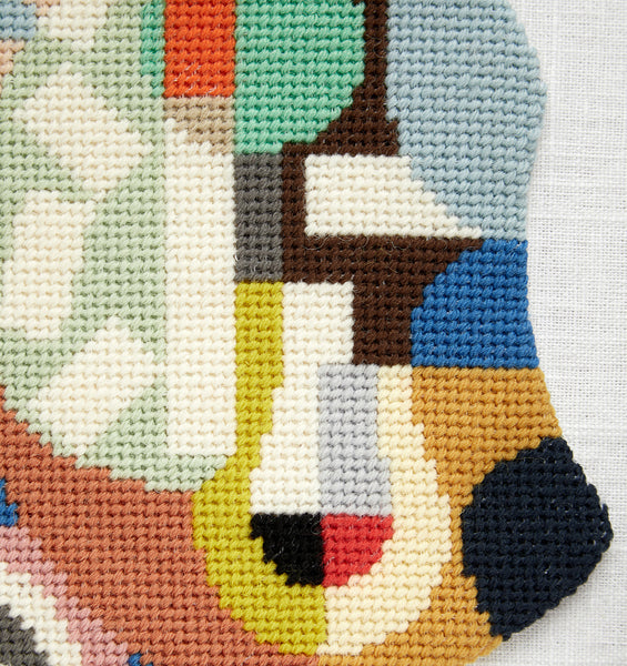 Needlepoint Hot Pad