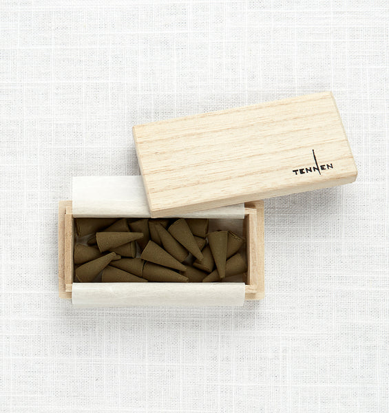 Japan Dry Garden Incense Cones