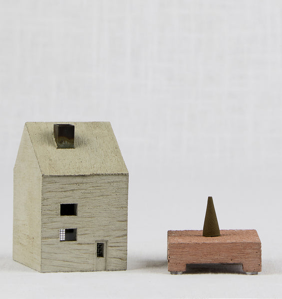 Cottage Incense Burner