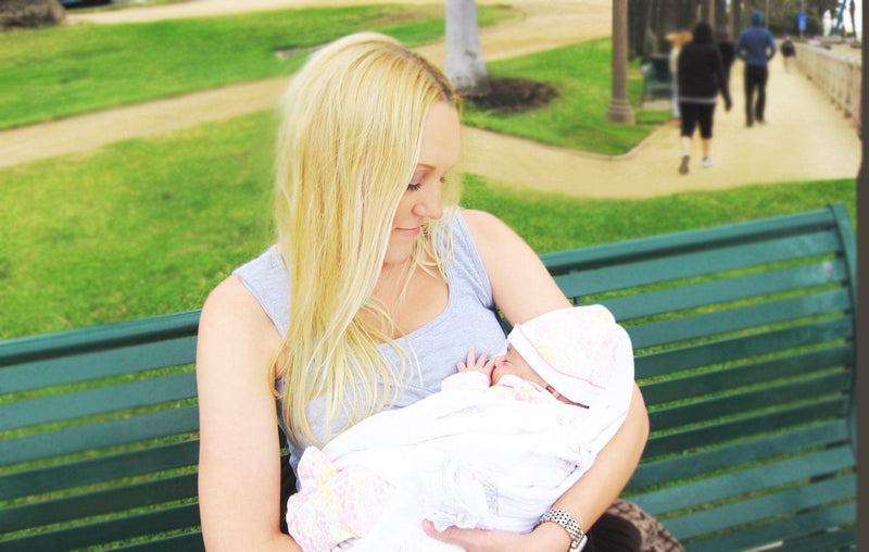 Nursing in Public Tips and Your Breastfeeding Rights