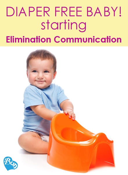 Getting started with Elimination Communication and Potty Cues with your Baby.