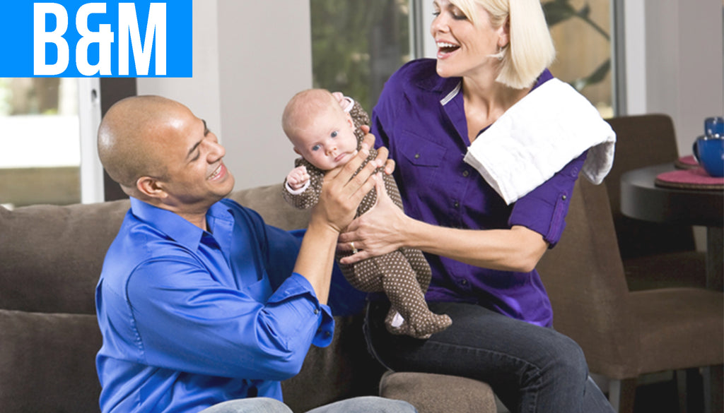 Seven ways Dads can help Breastfeeding Moms
