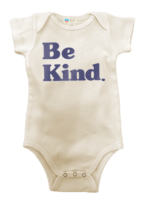 Be Kind Organic Baby Onesie, Baby, Bun Maternity Nursing Apparel- Bun Maternity