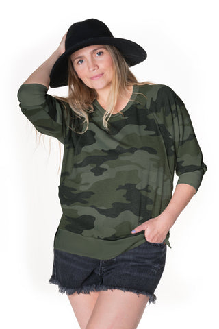 Bun Maternity Nursing Apparel Everyday Nursing Pullover