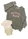 Welcome Home Baby Set - CUSTOMIZABLE Bundle Bun Maternity Nursing Apparel