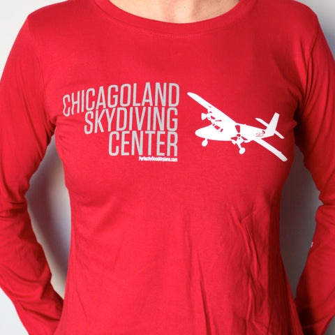 CSC Plane Women's Long Sleeve
