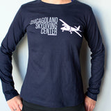 Ladies Plane Long Sleeve