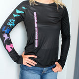 Ladies Boogie Vibes Long Sleeve
