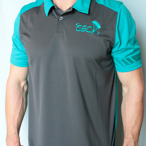 Two Tone Golf Polo