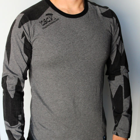 Men's Carrera Long Sleeve Tee