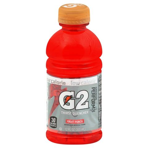 Gatorade- 12 oz