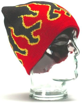 FLAME BEANIE - Speedwear Ltd
