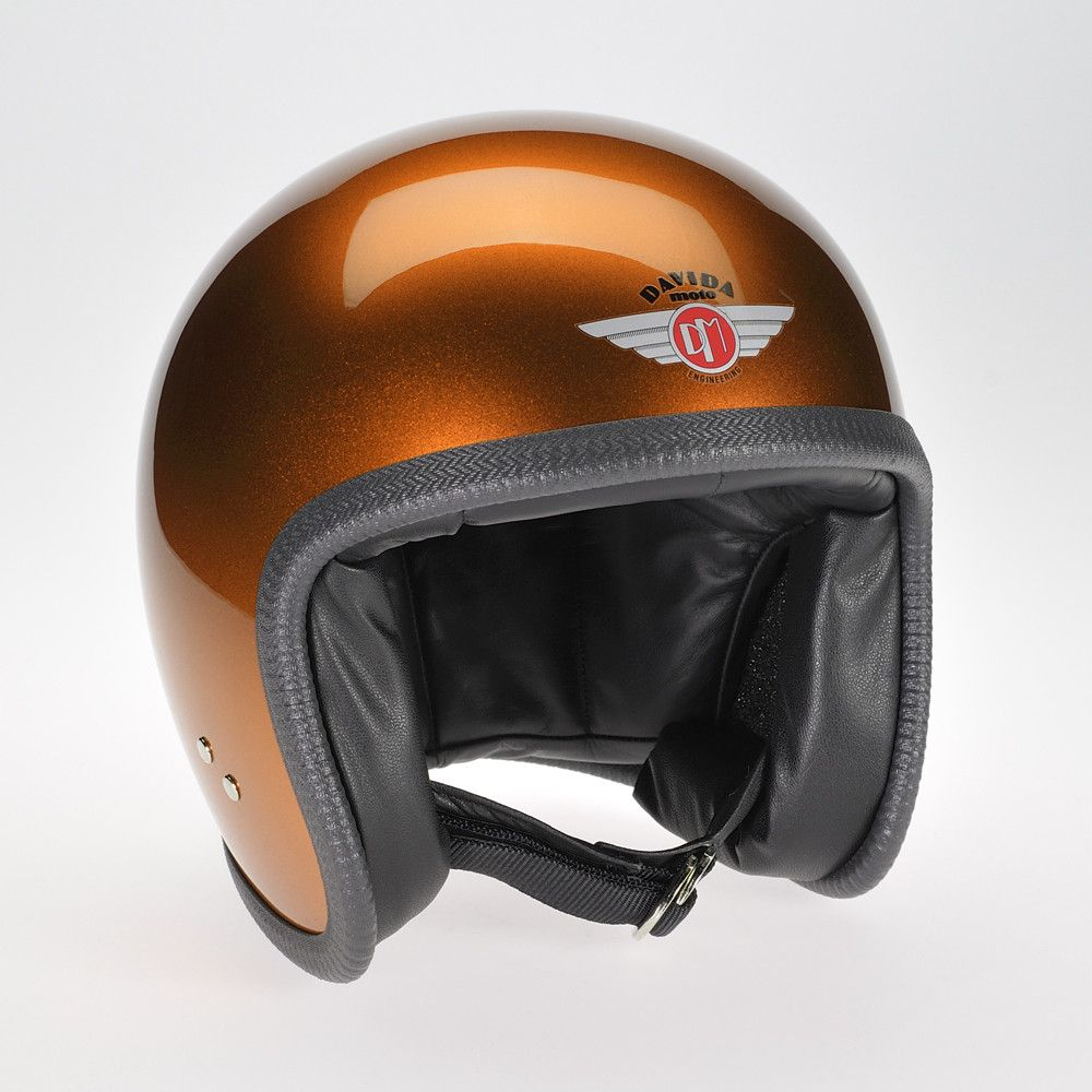 COSMIC CANDY ORANGE DAVIDA NINETY TWO HELMET - Speedwear Ltd