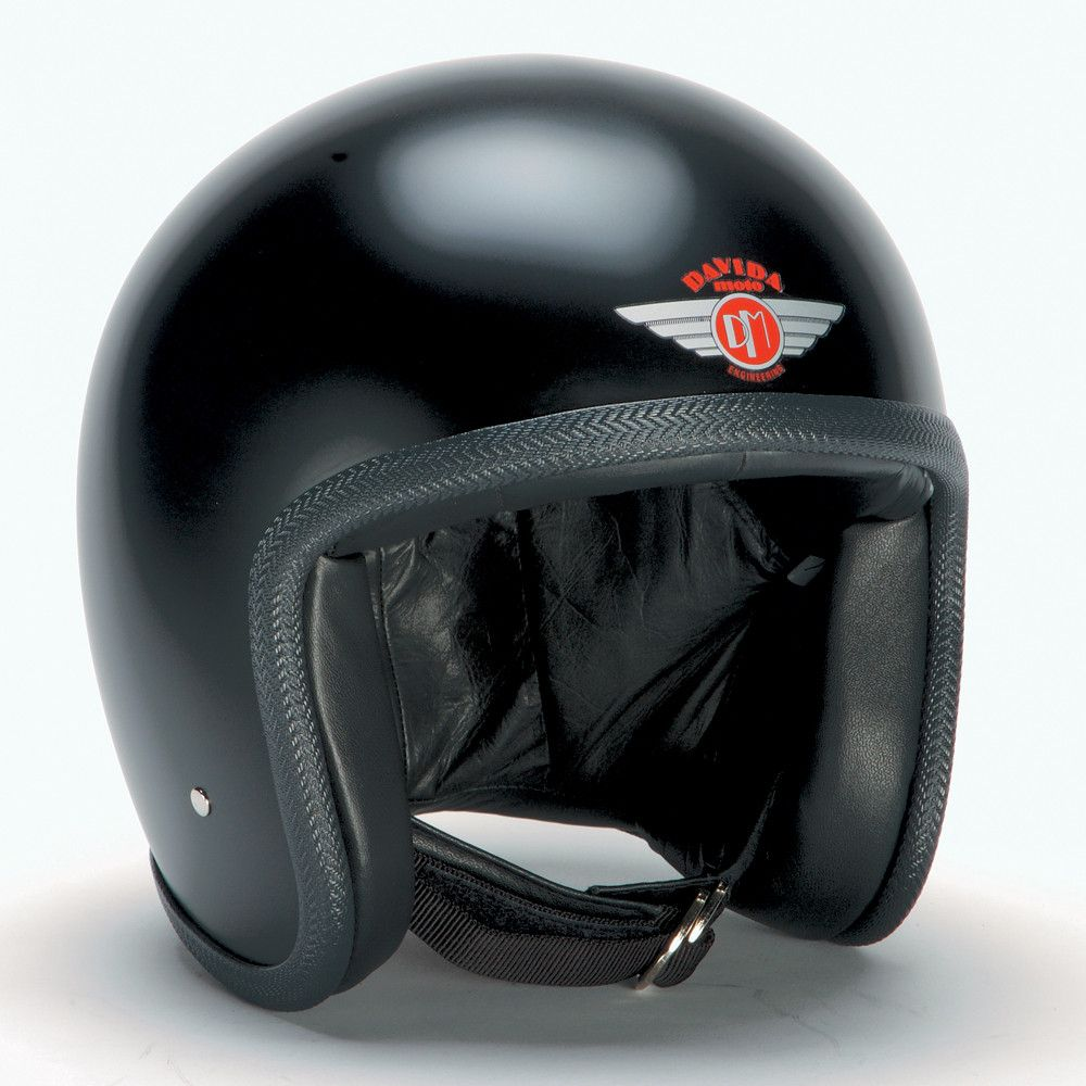 MATT BLACK DAVIDA NINETY TWO HELMET - Speedwear Ltd