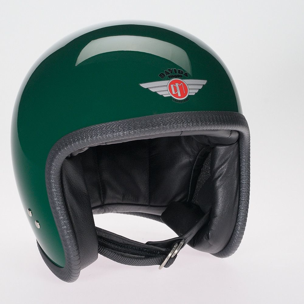 PINE GREEN DAVIDA NINETY TWO HELMET - Speedwear Ltd