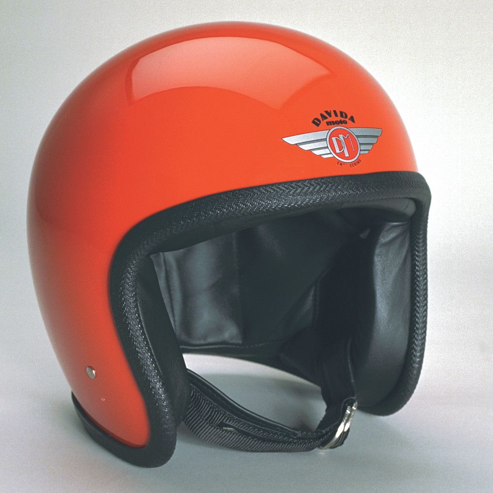 ORANGE DAVIDA NINETY TWO HELMET - Speedwear Ltd