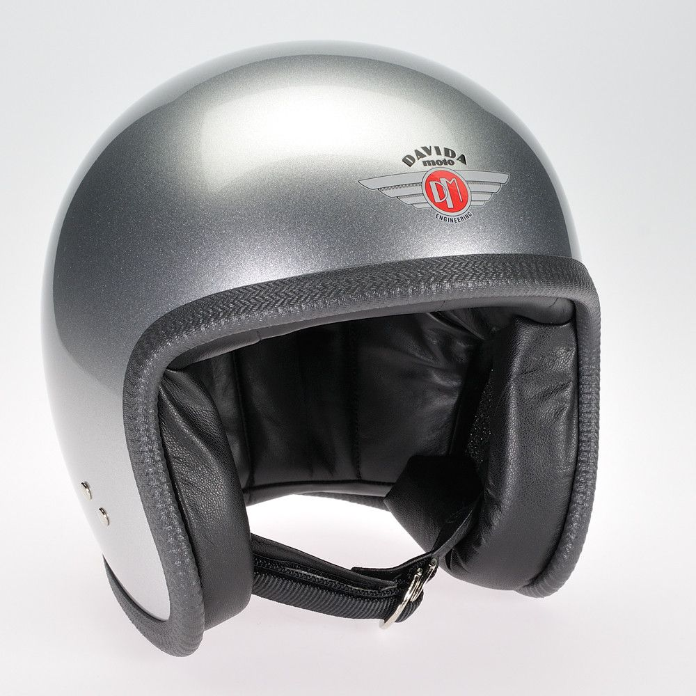 COSMIC CANDY SILVER DAVIDA NINETY TWO HELMET - Speedwear Ltd