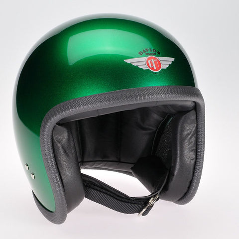 COSMIC CANDY GREEN DAVIDA NINETY TWO HELMET - Speedwear Ltd