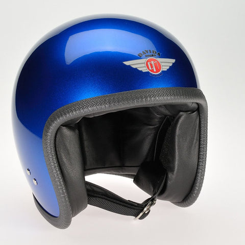 COSMIC CANDY BLUE DAVIDA NINETY TWO HELMET - Speedwear Ltd