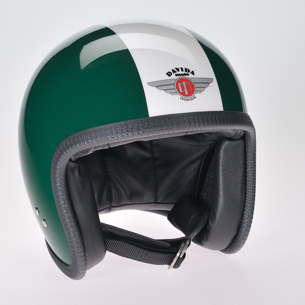 PINE WHITE DAVIDA NINETY TWO HELMET - Speedwear Ltd