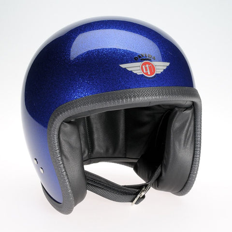 COSMIC FLAKE BLUE DAVIDA NINETY TWO HELMET - Speedwear Ltd