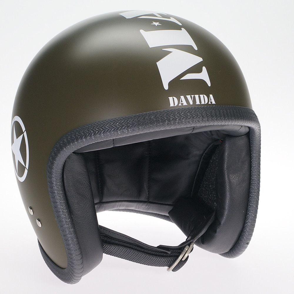 MASHED GREEN DAVIDA NINETY TWO HELMET - Speedwear Ltd