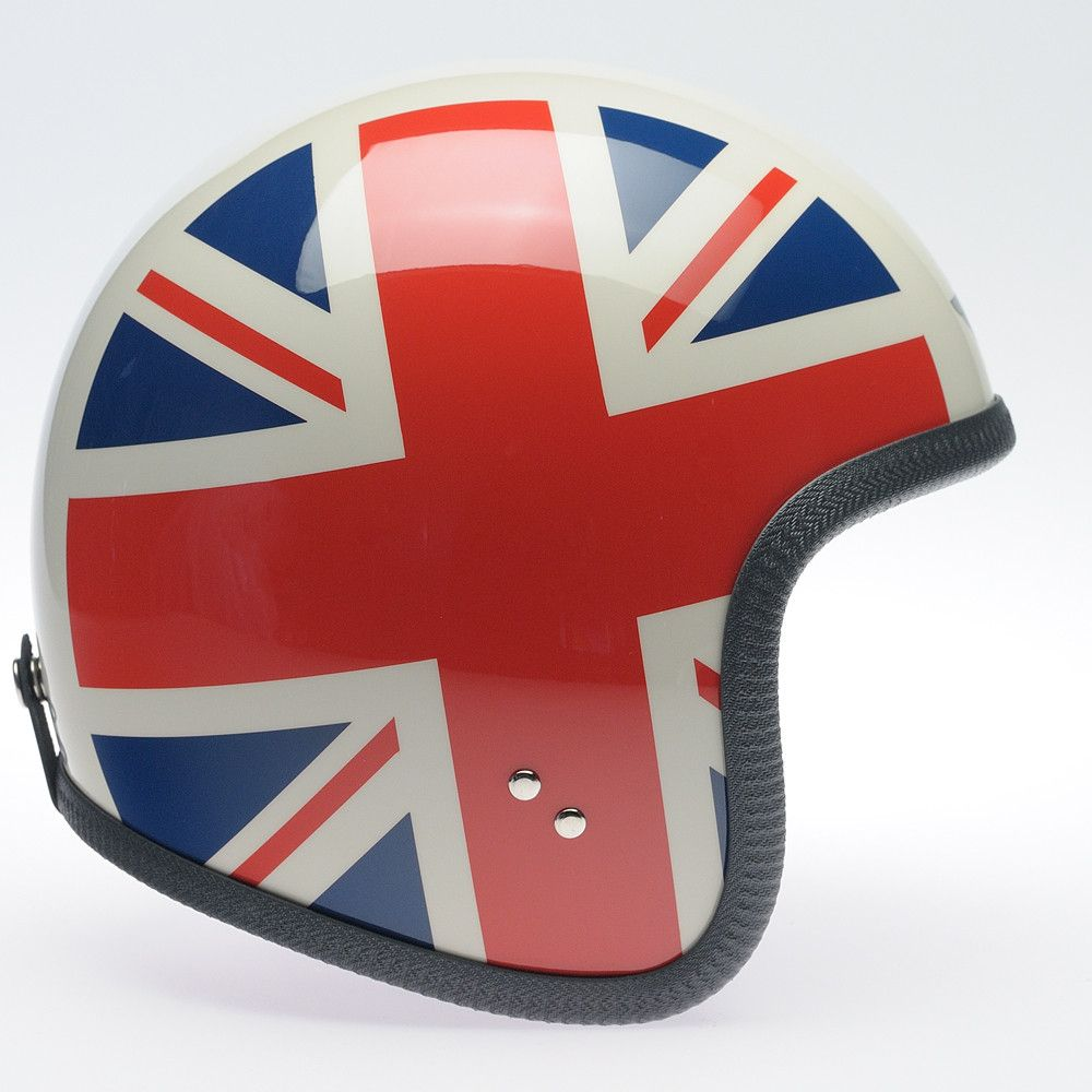 CREAM UJ SIDES DAVIDA NINETY TWO HELMET - Speedwear Ltd