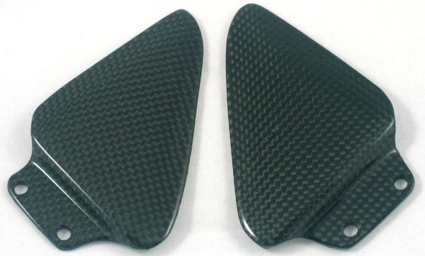 REAR CARBON HEEL PLATES FOR DUCATI 748 916 996 998 - Speedwear Ltd