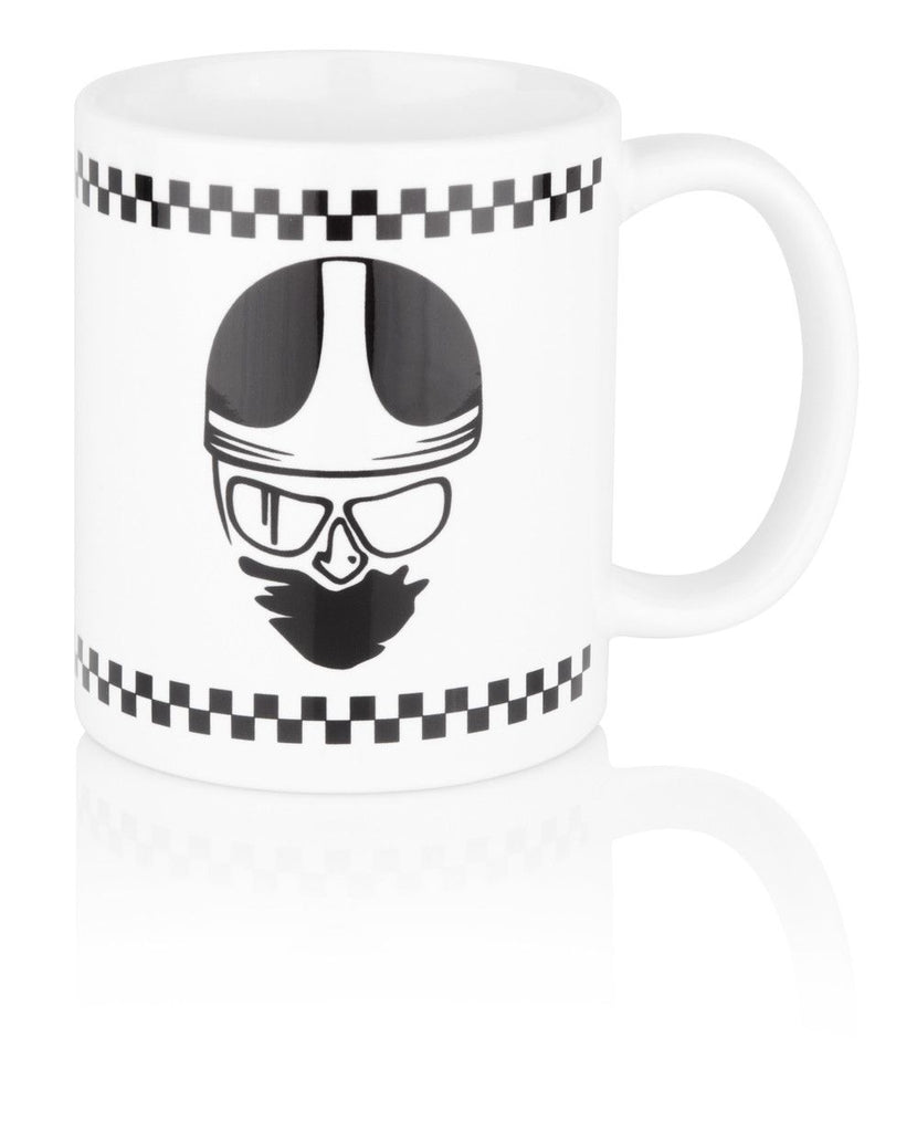 CLASSIC HEAD MOTORCYCLE MUG - Speedwear Ltd
