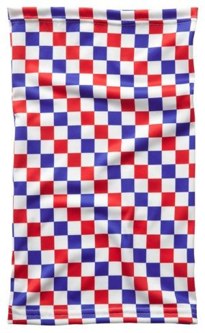 RED WHITE AND BLUE CHECK - Speedwear Ltd