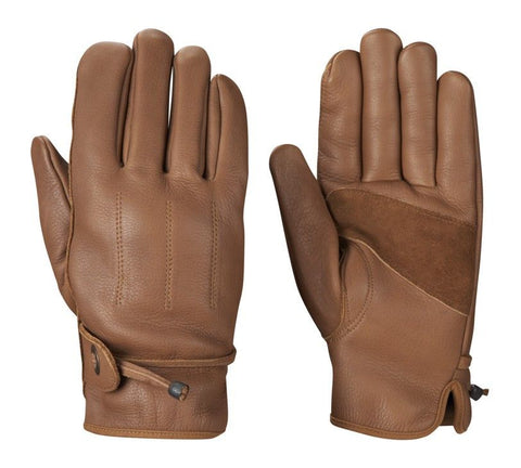 BROWN CRUISER GLOVE - Speedwear Ltd