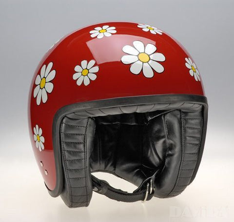 DAVIDA JET RED DAISY - Speedwear Ltd